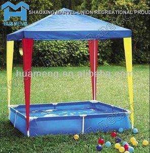 Kids Gazebos with swimming pool 1.5X1.5m