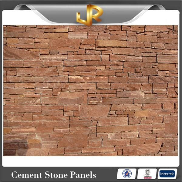 Panel de muro de contenci n de piedra arenisca natural - Panel de piedra natural ...