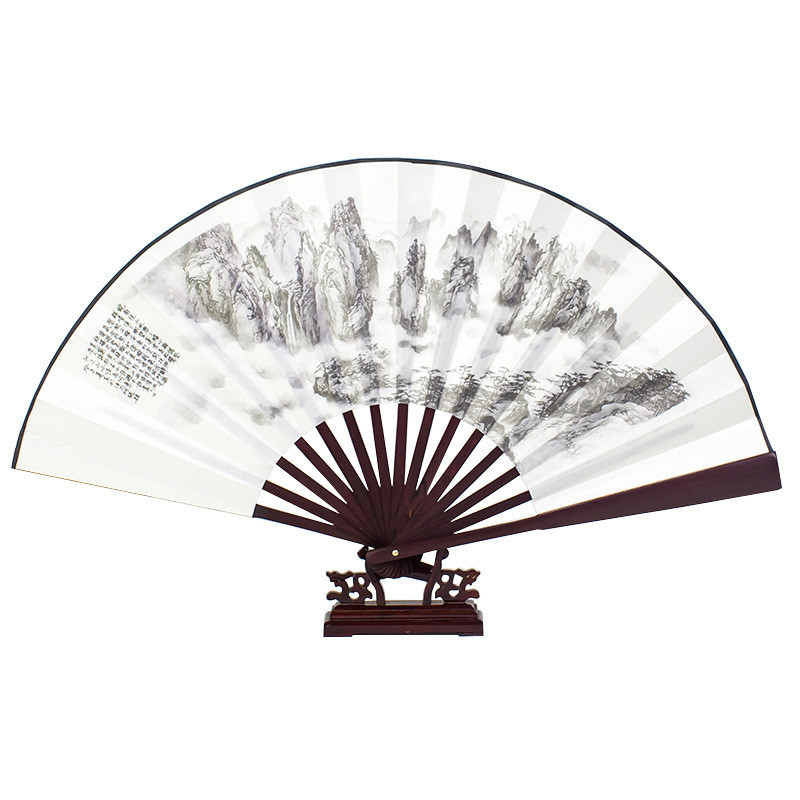Classic Design Top Quality <strong>Chinese</strong> Folding Hand <strong>Fan</strong> Retro Style Bamboo <strong>Wood</strong> Silk Hand <strong>Fans</strong> For Wholesale Custom <strong>Fan</strong>