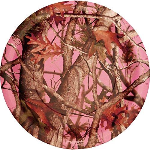 6a3449519477 Get Quotations · Pink Camo Dinner Plate (Next Vista Camo