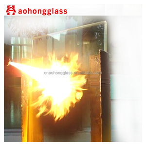 8-15mm 2 hour 3 hour Fire Rated Glass Door
