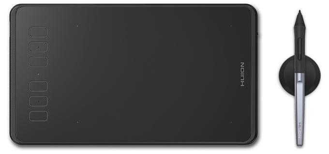 Huion Inspiroy Q11k V2 Wireless Digital Graphic Design
