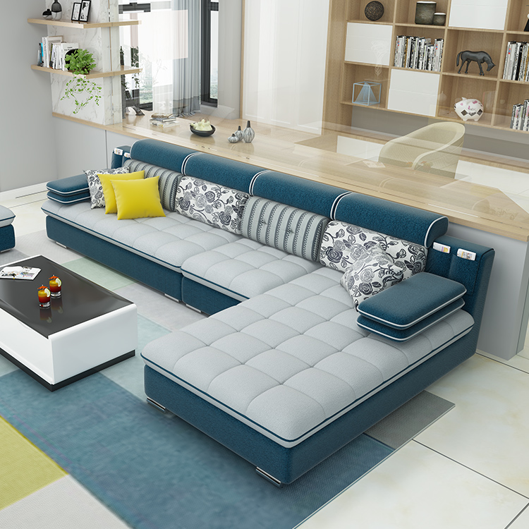 Maharaja Arabic Lounge Za Kisasa Modern L Shaped Couch Living Room ...