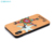 Custom UV Printed Blank Mobile Covers Wood Phone Case For iPhone X XR XS MAX