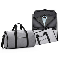 Travel bag For Duffle Multifunction Garment Duffle Bag Durable Men Business Trip Travel Bag Suit luggage Organizer