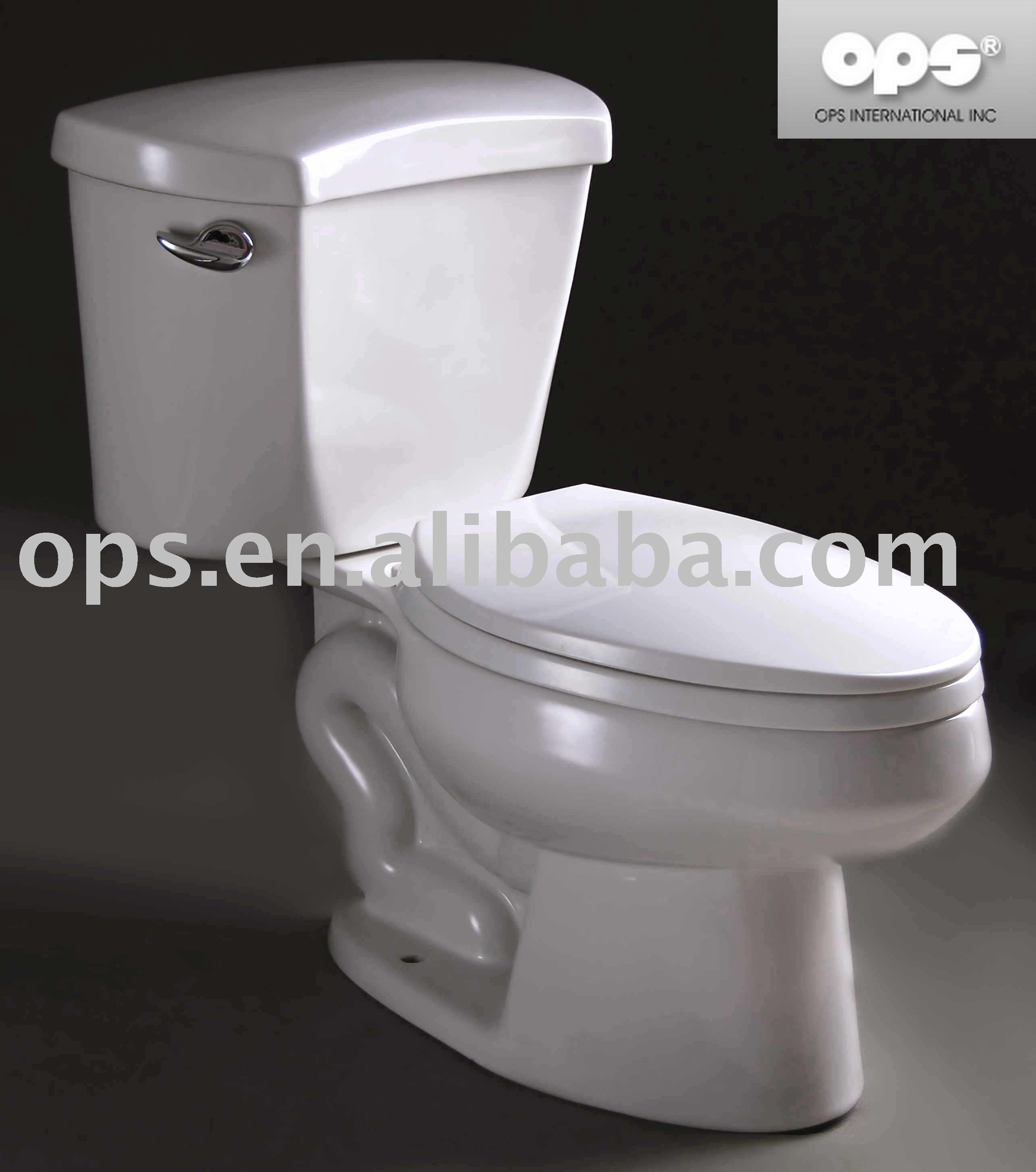 Resembling Elongated Kohler Toilet