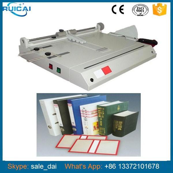 photobook making machine