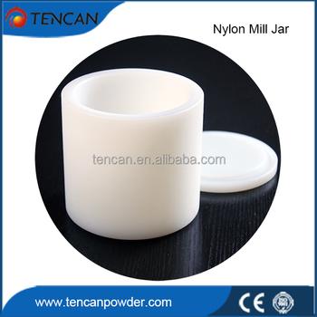 Tencan 1l Nylon Mill Jar For Lab Planetary Ball Mill For Powder ...