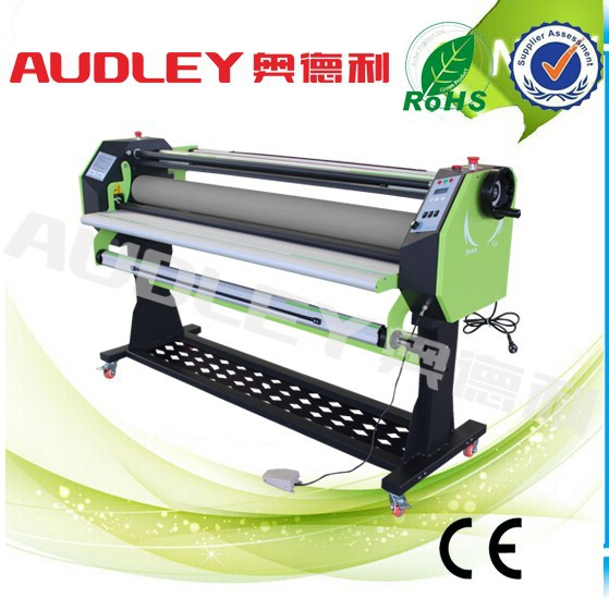 Hot Roll Laminator Heated Roller laminating machine ADL-1600H1