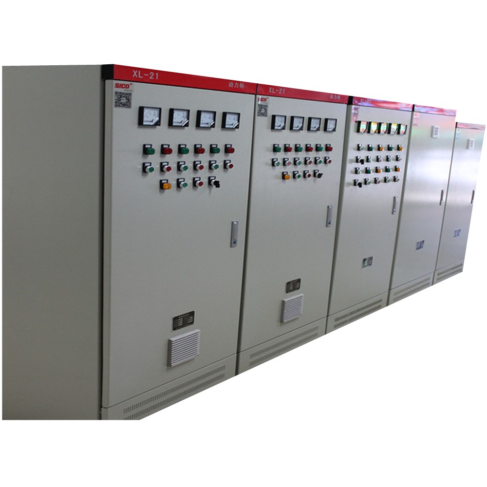 Xl-21 Power Distribution Box/switchboard/electrical Panel/electric ...