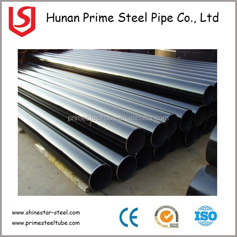 API 5L GR.B ERW pipe Cold rolled steel pipe ERW casing and tubing line steel pipe