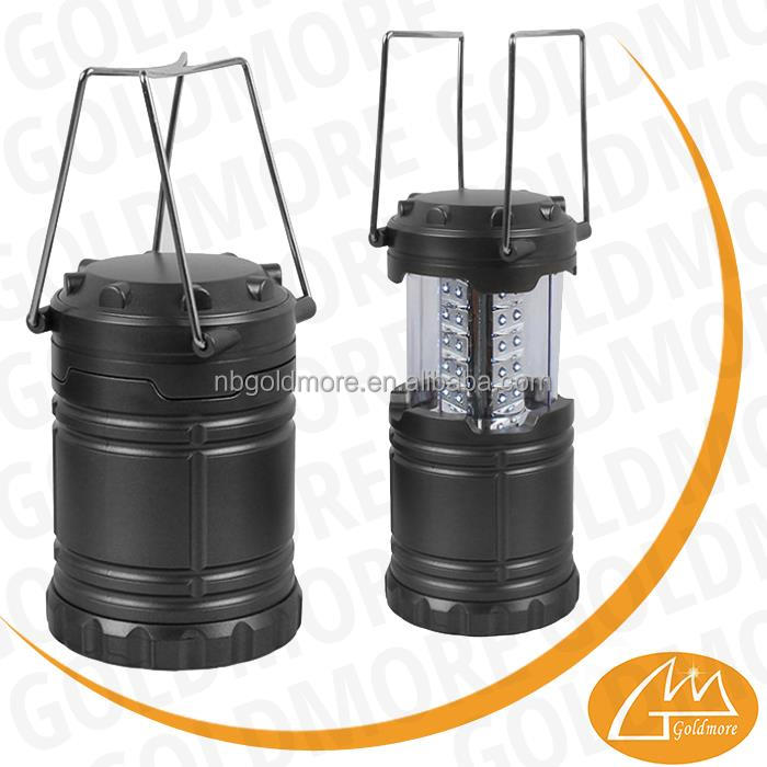High Reputation Collapsible Lanterns for Home Garden small Camping Lights 30 LED camping light,folding led camping lantern