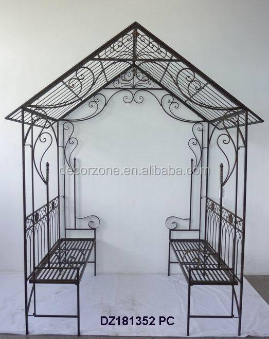 Ornamental Wrought Iron Gazebos For Sale, Metal Garden Gazebo