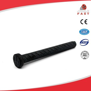 Professional Factory supply rebar helix ground anchor
