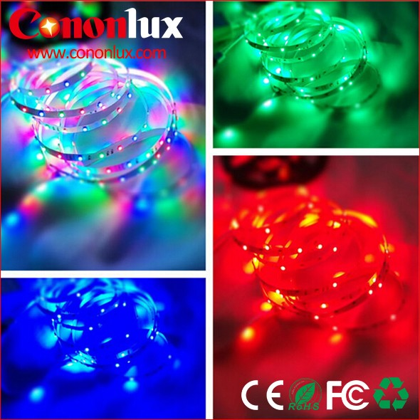 Hot Selling Rgb 3528 Led Strip Flexible,Color Changing Led Rope ...