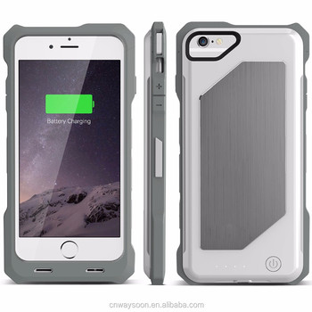 power bank battery case for iphonee for iPhone 7 and 7Plus 3500mAh