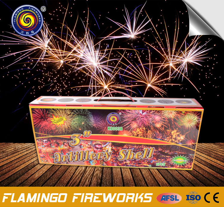 "Alibaba express wholesale 3"" Artillery shells"