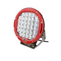 Wholesale Round 185w LED Working Light Spot or flood Utility Work Light for Trucks Motorcycle Offroad Auto Car Lighting System