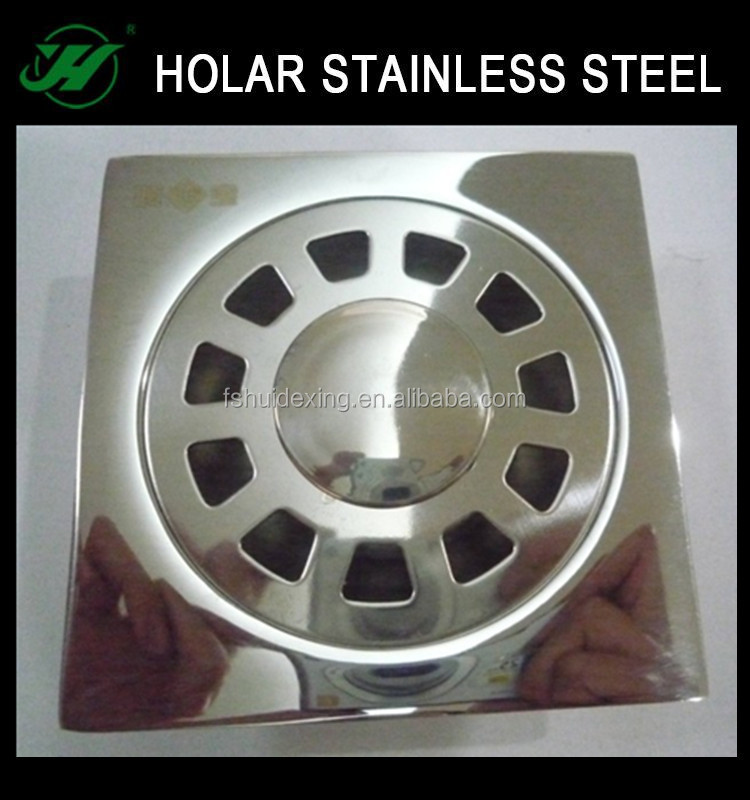 best selling products stainless steel floor drain