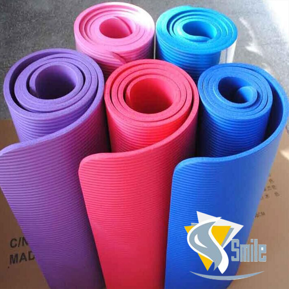 Ouguan Brand earthing yoga Exercise Mat For Paper Making