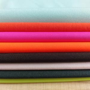 Customized Color polyester spandex 4 way stretch sportswear fabric