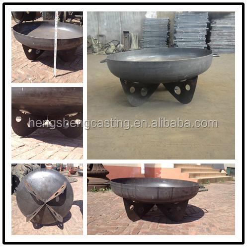 Schüssel Stil Stahl Feuerstellen Outdoor Feuerstelle Schüssel Für Ihren  Garten