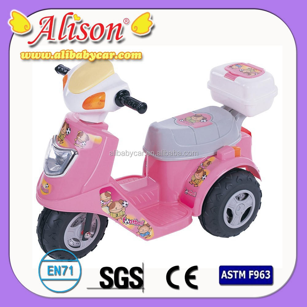 New Alison C04503 electriccable car toy children motor car toy hanging toy for car
