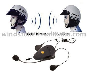 For More Than 100 meters Bluetooth Handsfree Military Helmet Intercom