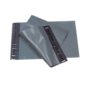 Wholesale manufacturers Black Strong Self Adhesive HDPE Plastic Poly Mailer Express Mailing Courier Bags Plastic Express Bag