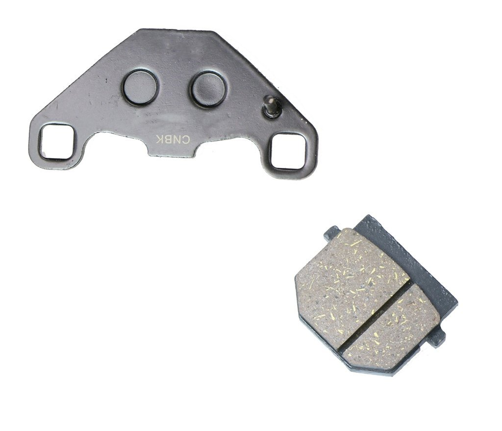 Get Quotations · CNBK Front Right Brake Pads Semi Metallic fit AEON ATV 200  Two Hundred Quad 05 05