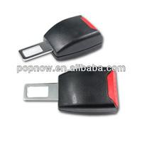 Black Car Safety Seat Belt Clip Buckle for all car, easy clip belt buckle