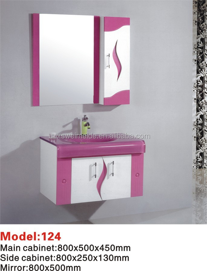 Pink Bathroom Vanity Pink Bathroom Vanity Suppliers And