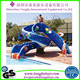 private pool water slide fiber glass playground water slide equipment new or used children play water slides