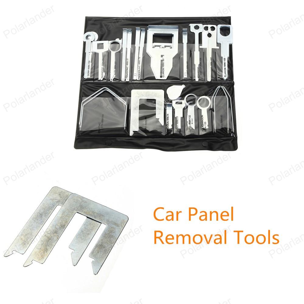 Высокое качество 36 шт./компл. автомобилей панель удаления инструмента-автомобилей ремонт комплект инструментов горячая распродажа