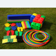 Intelligence sensory integration plastic kids preschool educational toys
