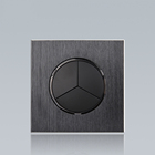 Special design modern for homes luxury wall light switch