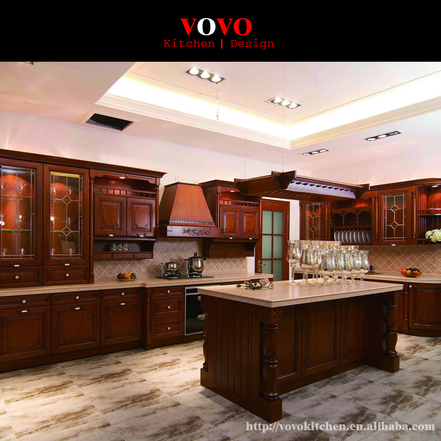 Pre Assembled Kitchen Cabinets: Online Buy Wholesale Assembled Kitchen Cabinets From China