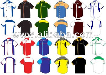 F1 uniforms buy corporate uniform product on for Uniform spa malaysia