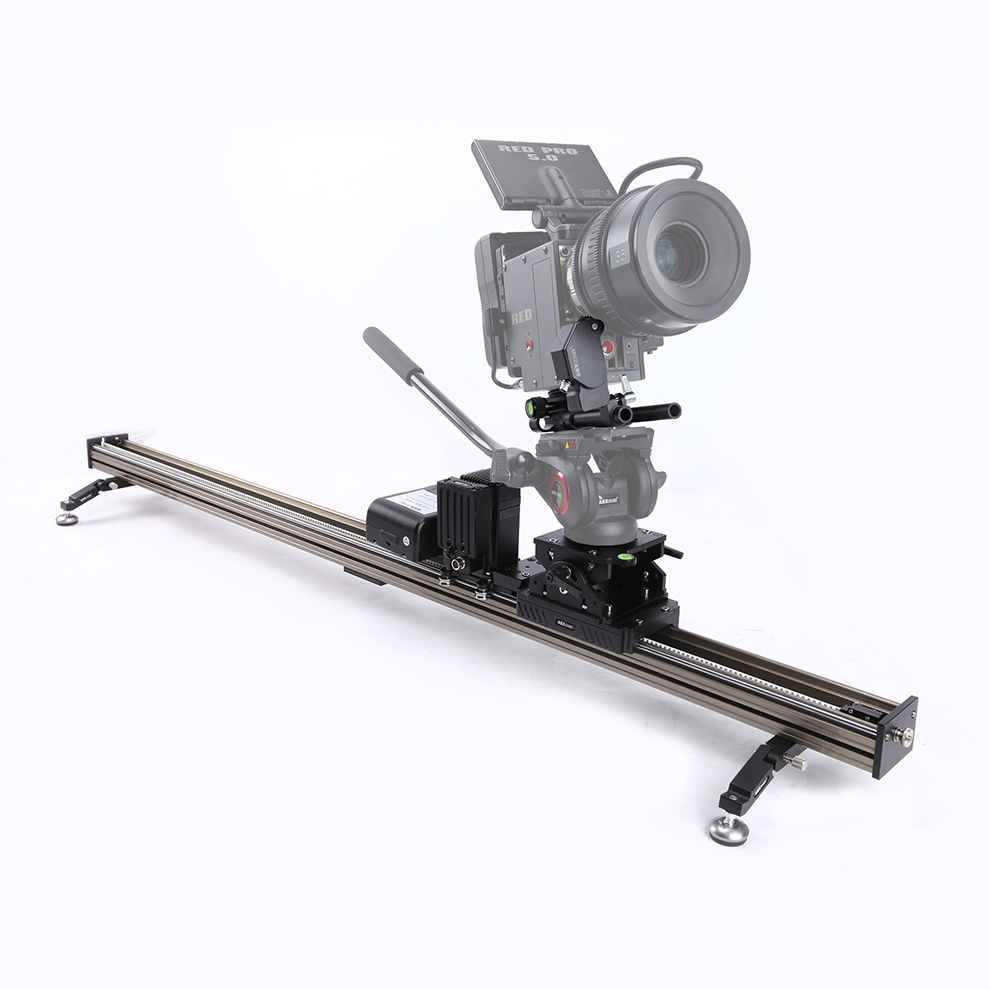 30kg load bearing wired controlled Aluminum alloy dslr slider digital camera equipment