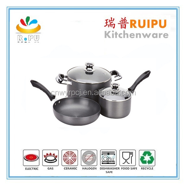 Rice butter cooker in rice garlic