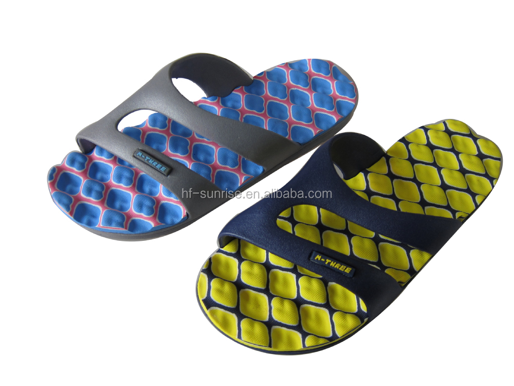 SR-15CE296 (1) fashion slippers men&39s china latest ladies slippers