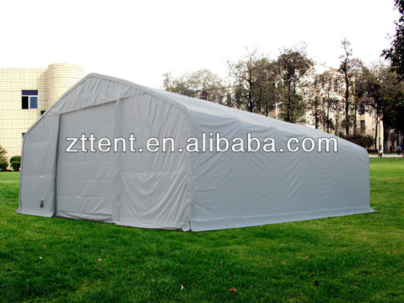 YAS4070 Outdoor temporary large steel frame warehouse storage tent