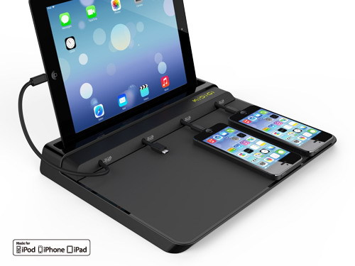 Fast Charge Universal Charging Station Cell Phone Charging Dock, Charging  Station For Iphone6/5