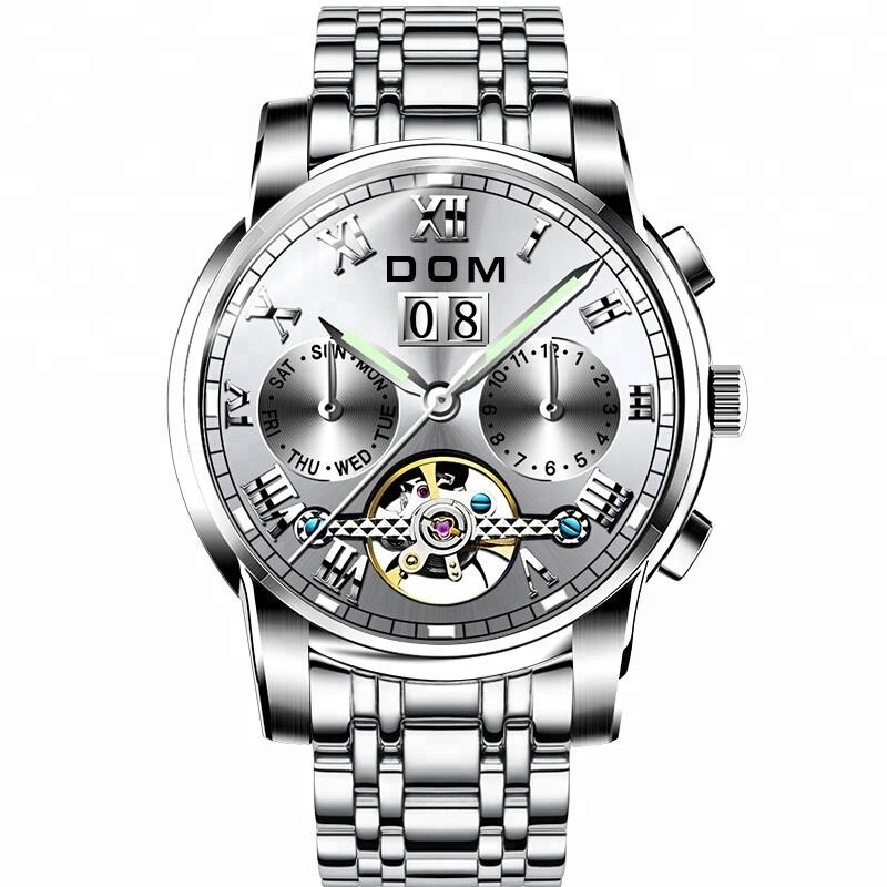 5025ba598b81d Tourbillon Watch