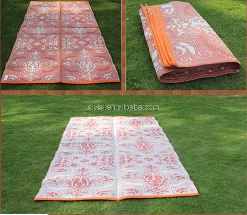 PP Outdoor Rug/recycled Plastic Outdoor Rugs
