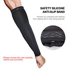 High Quality elastic rubber bands sleeves arm sports custom Compression cycling arm sleeves