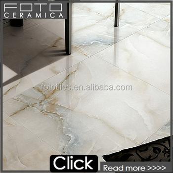 Glazed Porcelain Material Tile Marble Floor Design Size 60