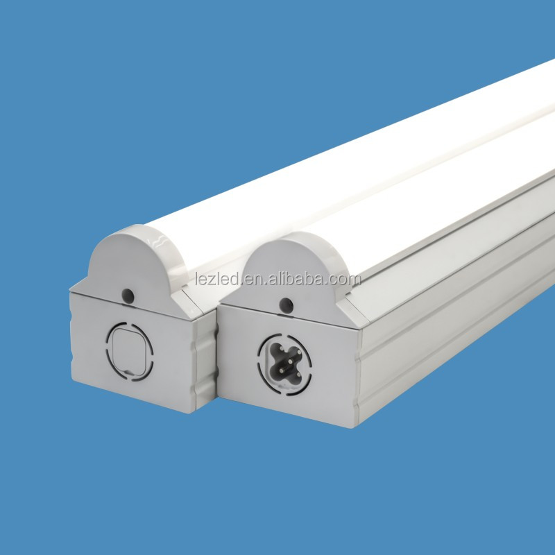 150cm 38W 3000K 4000K 5000K CCT change three color led slim batten light