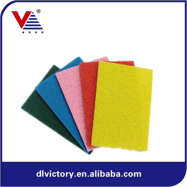 design with heart non-woven abrasive sanding hand pads for surface conditioning