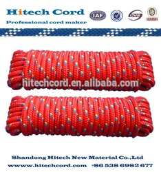PP diamond braided rope 6mm